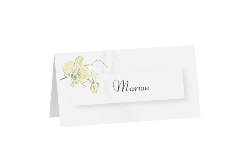 Tischkarte Hochzeit Kollektion Modena