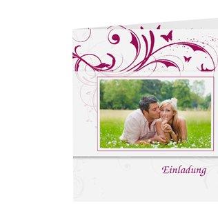 Einladungskarte Hochzeit Kollektion Palma