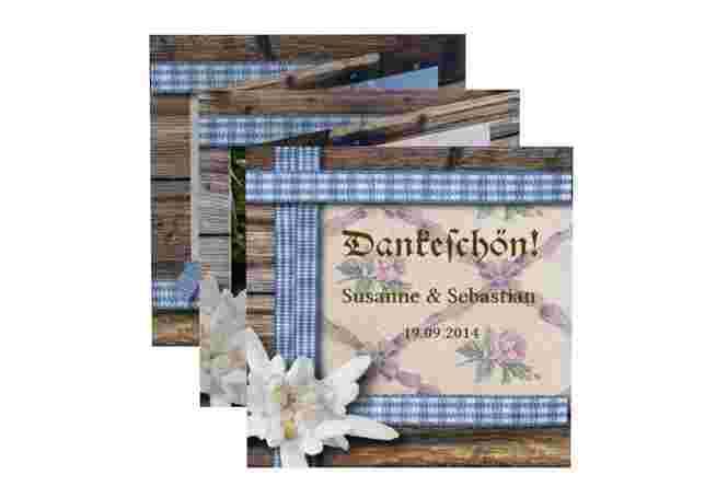 Mini-Leporello Hochzeit Kollektion München