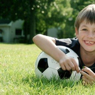 Kindergeburtstag Fußballparty