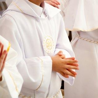 Kutten zur Erstkommunion