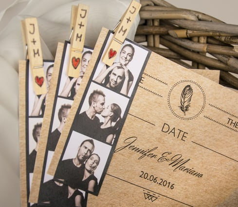 Save the Date Collage
