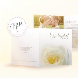 Warum Rosenkarten als Hochzeitseinladungen endlich neues Leben brauchen