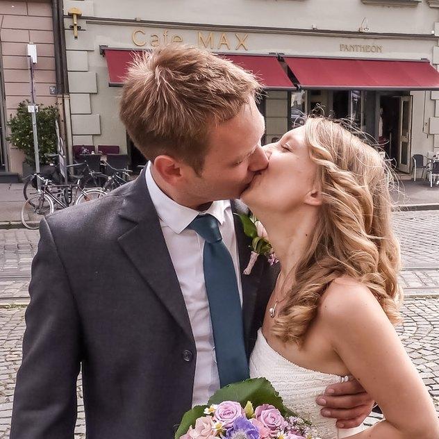 Sich kennenlernen, das ist der Anfang einer jeden Ehe