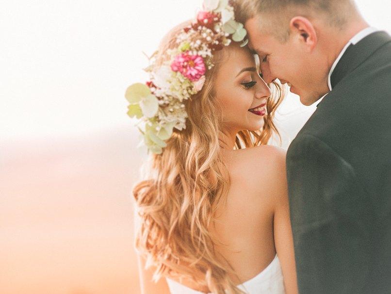 Der Hochzeitskranz - Ein toller Brauch