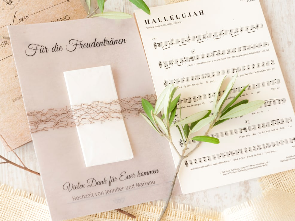 Freudentranen Taschentucher Drei Bastelideen Myprintcard