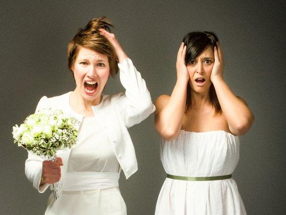 Zum Haare raufen - 10 Dinge, die bei der Hochzeitsplanung wirklich nerven.