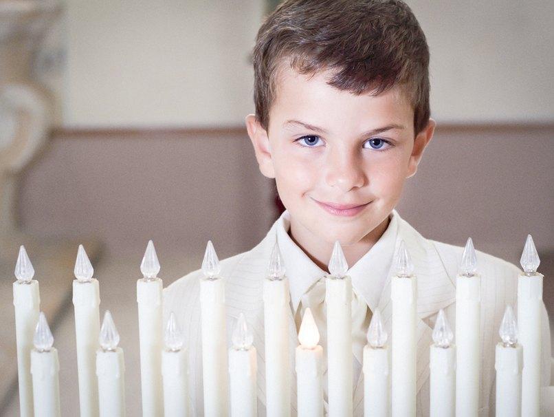 Die Kommunion ist für viele Kinder ein wichtiges kirchliches Ereignis.