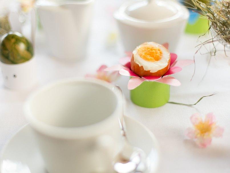 Osterbrunch und Osterfrühstück gehören in jede Familie