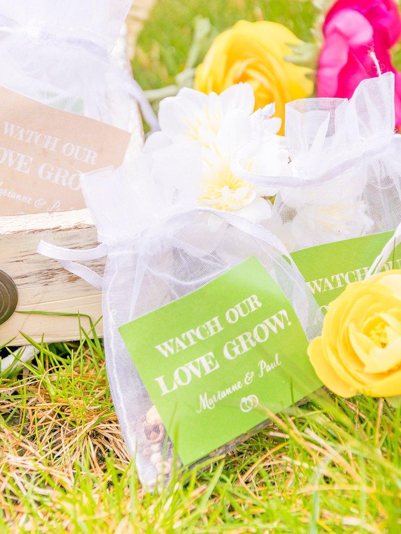 Lasst die Liebe mit Seedbombs wachsen
