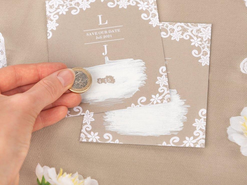 Einfacher Als Gedacht Rubbelkarten Selber Machen Myprintcard