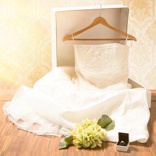 Brautkleid verkaufen oder behalten