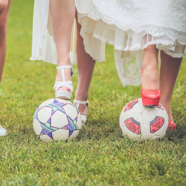 Hochzeitsfrust und Fußballfieber