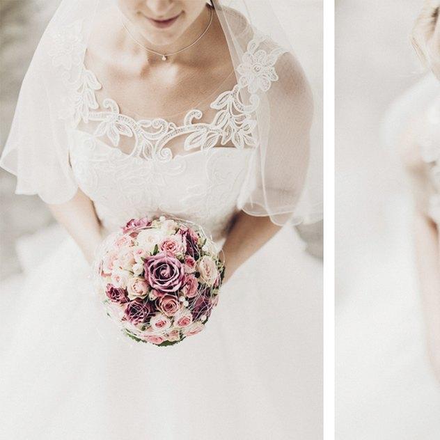 Großartige Hochzeitsfotos entstehen mit dem richtigen Fotografen
