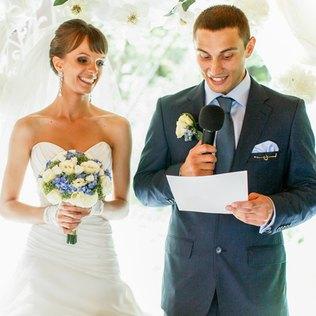Keine Angst vor der Dankesrede auf der Hochzeit