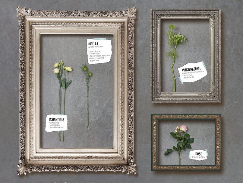 Was wäre ein Brautstrauß ohne Lysianthus und Rosen