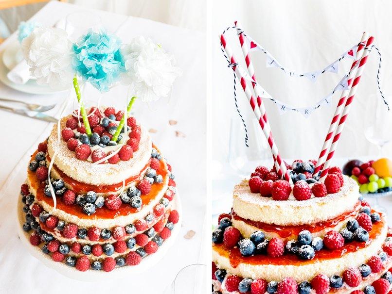 Trendige Cake Topper Fur Die Deko Der Hochzeitstorte Myprintcard