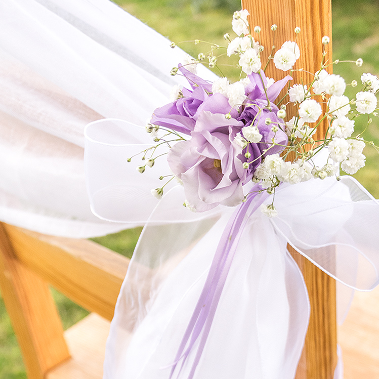 Stuhl Deko Hochzeit stuhldeko für die hochzeit einfach selbermachen myprintcard