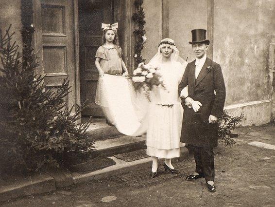 Was ist eigentlich eine Vintage-Hochzeit