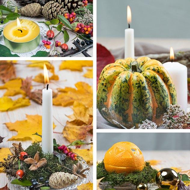 Drei tolle Ideen für die Herbstdeko zuhause