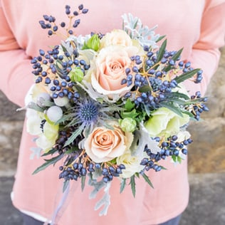 So schön kann ein Brautstrauß sein