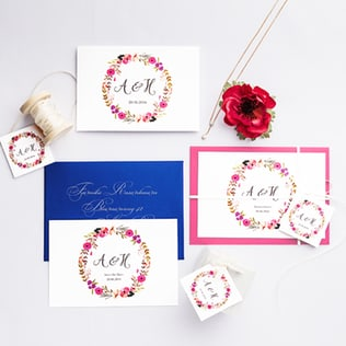 5 Fragen und Antworten zum Thema Einladungskarten für die Hochzeit