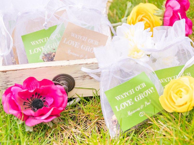 7 Diy Gastgeschenk Ideen Fur Die Hochzeit Myprintcard
