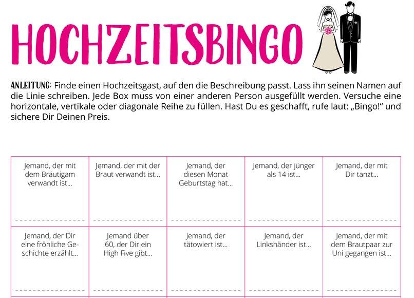 7 Kostenlose Downloads Für Deine Hochzeit Myprintcard