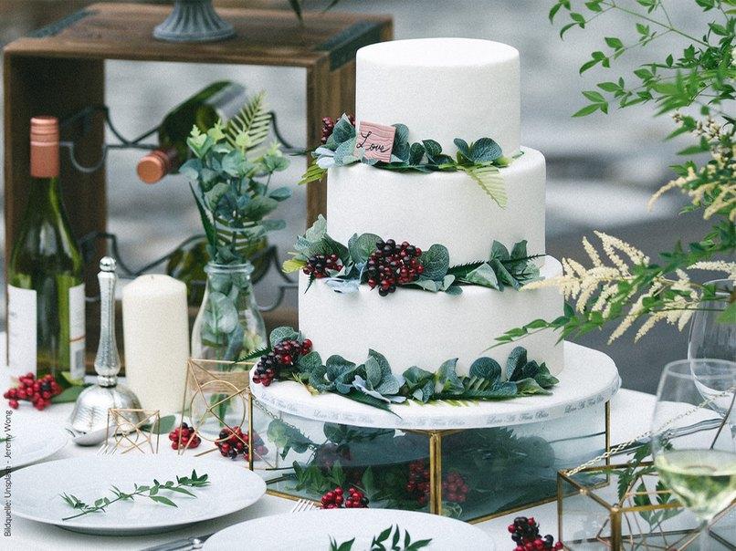 Die Greenery Hochzeit Nachhaltiger Trend Mit Stil Myprintcard
