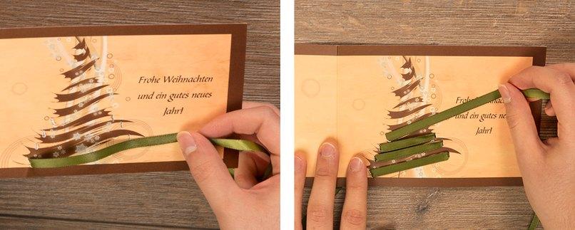 Weihnachtskarten Baby Basteln.Kreative Weihnachtskarten Selber Machen Myprintcard