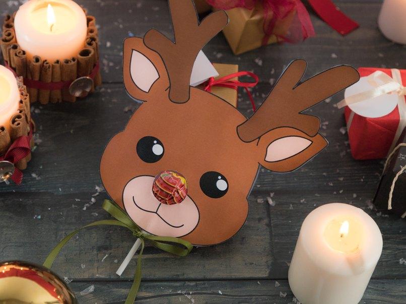 Wie Du In 5 Minuten Ein Mitbringsel Zu Weihnachten Bastelst